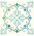 Watercolor seamless wallpapers in the style of vector image vector image