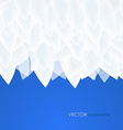 Abstract blue background for design - vector image
