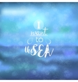 background with sky and sea vector image