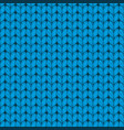 seamless woolen christmas knitted pattern vector image