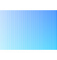 abstract blue gradient color vertical lines vector image vector image