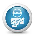 armed bandit concept icon vector image