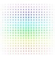 award icon halftone spectral effect vector image vector image