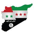 Syria Conflict vector image vector image