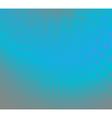Fractal Wave Blue vector image vector image