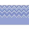 Purple drops chevron seamless pattern background vector image