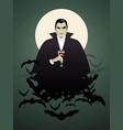 vampires-03 vector image vector image