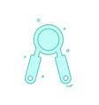 wrist icon design vector image