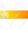 color background abstract lines vector image