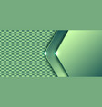 abstract technology digital concept green vector image vector image