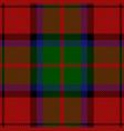 clan macduff tartan plaid seamless pattern vector image vector image