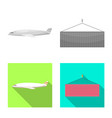goods and cargo icon vector image vector image