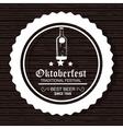 oktoberfest traditional festival vector image vector image
