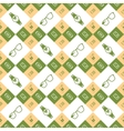 seamless pattern smart devices vector image vector image