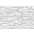 glitch-liner-white vector image
