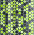 green cells seamless vector image vector image