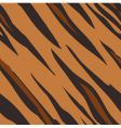 tiger skin print pattern vector image