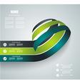 Minimal Timeline Infographic design vector image