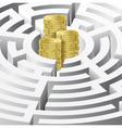 Money in the maze