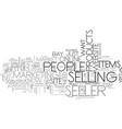 why e bay is a seller s bliss text word cloud vector image vector image