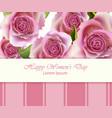 Roses beautiful card or invitation