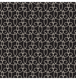 Abstract lace pattern vector image vector image