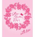 flower card 3 380 vector image