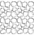 Rectangle geometric seamless pattern 1 vector image vector image