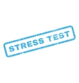 Stress Test Rubber Stamp vector image vector image