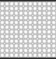 abstract seamless geometric lattice pattern vector image vector image