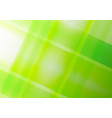 abstract green nature geometric shine and layer vector image vector image