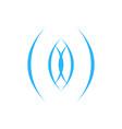 american football sketch graphic logo design vector image vector image