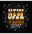 New Year -1 vector image