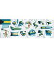 set national flag bahamas
