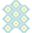 Ukrainian national ornaments vector image vector image