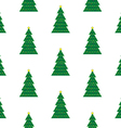 Xmas tree background vector image vector image
