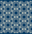 abstract dichromatic seamless pattern vector image vector image