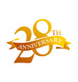 28 year ribbon anniversary