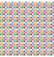 Colorful abstract pattern vector image vector image