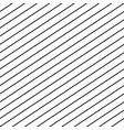 seamless stripe pattern repeat thin diagonal lines vector image vector image