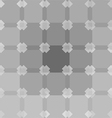 Monochrome abstract background geometric vector image vector image