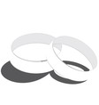 rings vector image