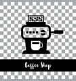coffee badges and labels vector image vector image