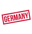 Germany rubber stamp vector image vector image