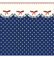 Vintage Blue Polka-dot Dress Printable Background