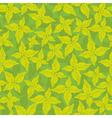 floral vintage design vector image vector image