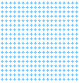 simple blue pattern abstract background vector image