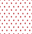 drawn dot pattern vector image