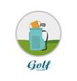 Golf club sport