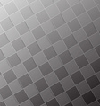 Halftone grey tile abstract modern background vector image